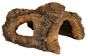 Baumstamm, Polyesterharz, 15 cm