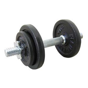 HAMMER Hanteln und Gewichte 10 kg Kurzhantel-Set, Eisen