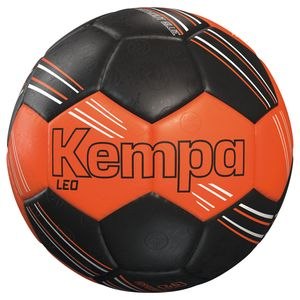 Kempa Leo Handball, xxxxx:fluo rot/kempablau, Groesse:2