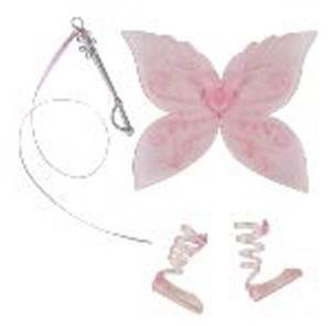 Käthe Kruse bekleidungsset Magical Means Kruseling Vera pink