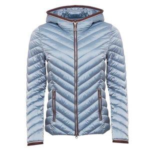Jacke Wörgl in Blau von Hammerschmid, Größe:42, Farbe:Blau