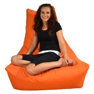 Lounge-Sessel,  Orange, outdoorfähig