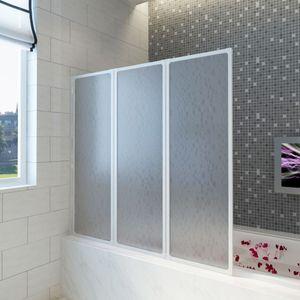 Badewannen Duschabtrennung Duschwand Faltwand Duschkabine Duschtür Trennwand