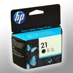 HP 21 - Schwarz - Original - Tintenpatrone - für Deskjet F2149, F2179, F2185, F2187, F2210, F2224, F2240, F2288, F2290, F375, F4190, F4194