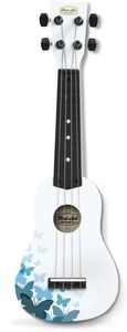 First Act Discovery - Ukulele - White Butterflies; FG4126