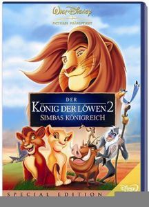Der König der Löwen 2 - Simbas Königreich  [SE]