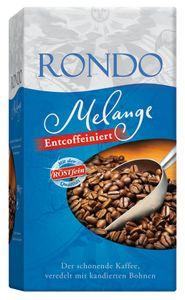 Röstfein Rondo Melange Entcoffeiniert | gemahlen | 500g
