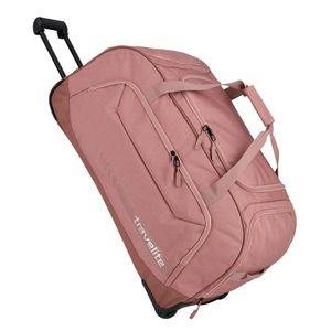travelite  Kick Off Trolley Reisetasche 77 cm   2 Rollen 120 l - Pink