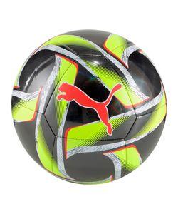 Puma Puma Spin Ball - yellow alert-puma black-red bl, Größe:5