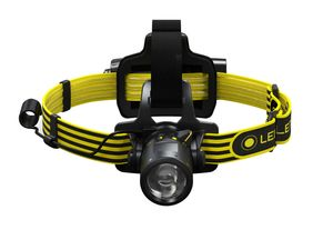 LED Lenser iLH8 Lampada frontale Zona Ex 2 22 280 lm 160 m LED Lenser