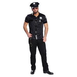 Sexy Polizist Polizei Karneval Fasching Kostüm 50