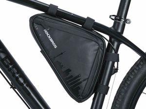 ROCKBROS Fahrrad Rahmentasche Dreiecktasche Wasserdicht Montainbike Rennrad 1.5L Shanghai Muster