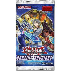 Yu-Gi-Oh! (Sammelkartenspiel), Destiny Soldiers Booster (deutsch)