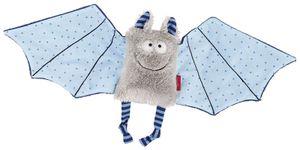sigikid Schnuffeltuch Fledermaus - Baby bite me!, Maße: 17x43x4 cm; 41099