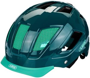 ABUS Hyban 2.0 Helm core green Kopfumfang M | 52-58cm