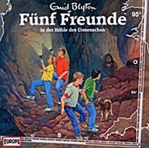 Fünf Freunde-095/in der Höhle des Urmenschen