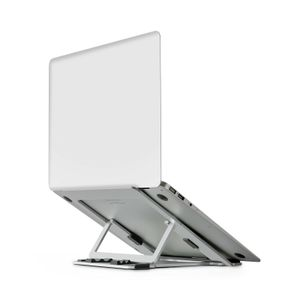 Aluminium Multi Laptop Aufsteller Notebook Ständer Desktop Halter 400310