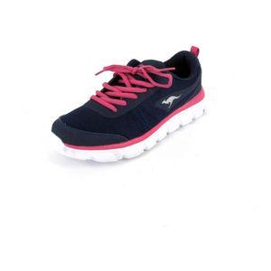 KangaRoos Sneaker  Größe 41, Farbe: dk navy/daisy pink