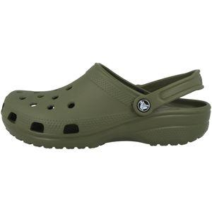 Crocs Classic Clogs army green Schuhgröße EU 42-43