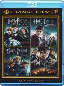 Warner Home Video Harry Potter, Blu-ray, Fantasie, 2D, Mehrsprachig, Mehrsprachig, PG-13