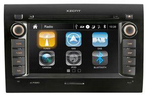 XZENT X-F220 2-Din Moniceiver mit Bluetooth USB DVD MP3 DAB+ HDMI Autoradio