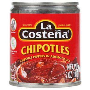 La Costeña Chili Chipotle, 199 g