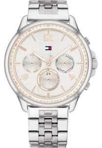 Tommy Hilfiger Damen Multi Zifferblatt Armbanduhr Harper 1782222