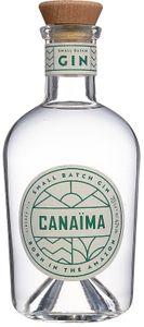 Canaima Small Batch Gin mit 10 handverlesenen Amazonas Botanicals | 47 % vol | 0,7 l