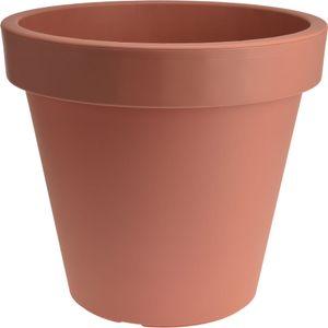 Pflanzkübel - RUND - XXL - Ø 60 cm - Farbe: terracotta
