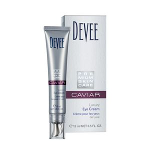 DEVEE CAVIAR - Luxury Eye Cream 15 ml