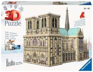Notre Dame Ravensburger 12523