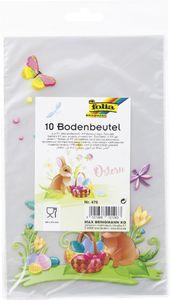 "folia Bodenbeutel ""Ostern"" Maße: (B)145 x (H)235 mm 10 Stück"