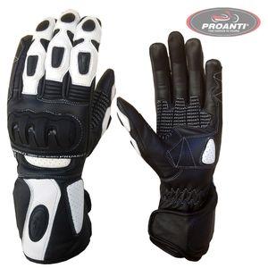 PROANTI Damen Motorradhandschuhe Ladies Racing Motorrad Handschuhe