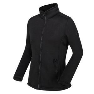 Regatta fleece-Weste Razia Damen Polyester schwarz