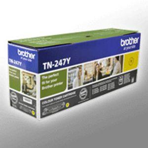 Brother  TN-247Y Gelb  Original Toner 2.300 Seiten