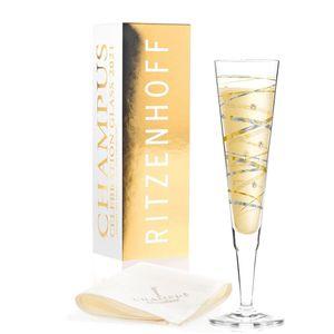Ritzenhoff CHAMPUS Jahrgangs Champagnerglas 2021