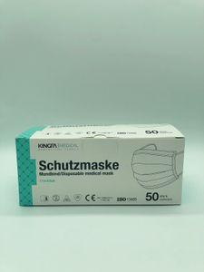 Medizinischer Mundschutz KINGFA | OP Maske | TYP 2R | 50 Stück