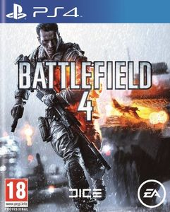 Electronic Arts Battlefield 4, PS4, PlayStation 4, Multiplayer-Modus, M (Reif)