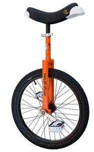 """Qu-Ax 20"""" Einrad """"Luxus"""", Farbe: Orange (1106)"""