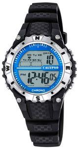 Calypso Digitaluhr Sport Jugenduhr Armbanduhr K5684/1