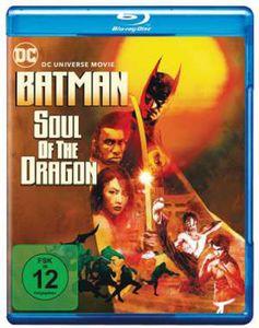 DCU: Batman - Soul of the Dragon (BR) Min: 84DDWS - WARNER HOME  - (Blu-ray Video / Animationsfilm)