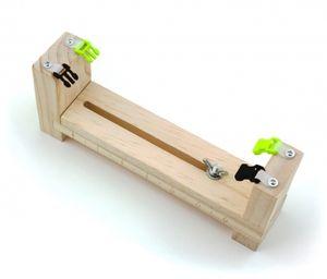 Knüpfhilfe für Paracord Seile zur Herstellung von Armbändern Halsbändern Kordeln uvm. Flechthilfe Paracord Vorrichtung