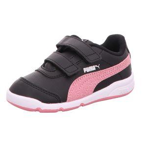 Puma Sneaker Stepfleex 2 SL Glitz FS V Größe 8.5, Farbe: BLACK