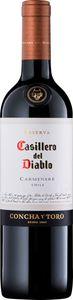 Casillero del Diablo Carmenere Reserva trocken Chile | 13,5 % vol | 0.75 l