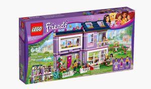 Lego 41095 Friends - Emmas Familienhaus