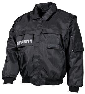 """Blouson, """"Security"""" schwarz, Größe S"""