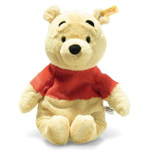 Steiff 024528 Soft Cuddly Friends Disney Winnie Puuh | 29 cm blond Plüsch