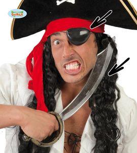 Fiestas Guirca piraten-zubehörsatz 47 cmpolyester 3-teilig