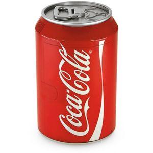 Coca-Cola COOL CAN 10 AC/DC Kühlbox rot 9,5 L 12V/230V Mini-Kühlschrank Tragegriff