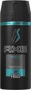 Axe Deodorant Deo Spray Apollo 150 ml